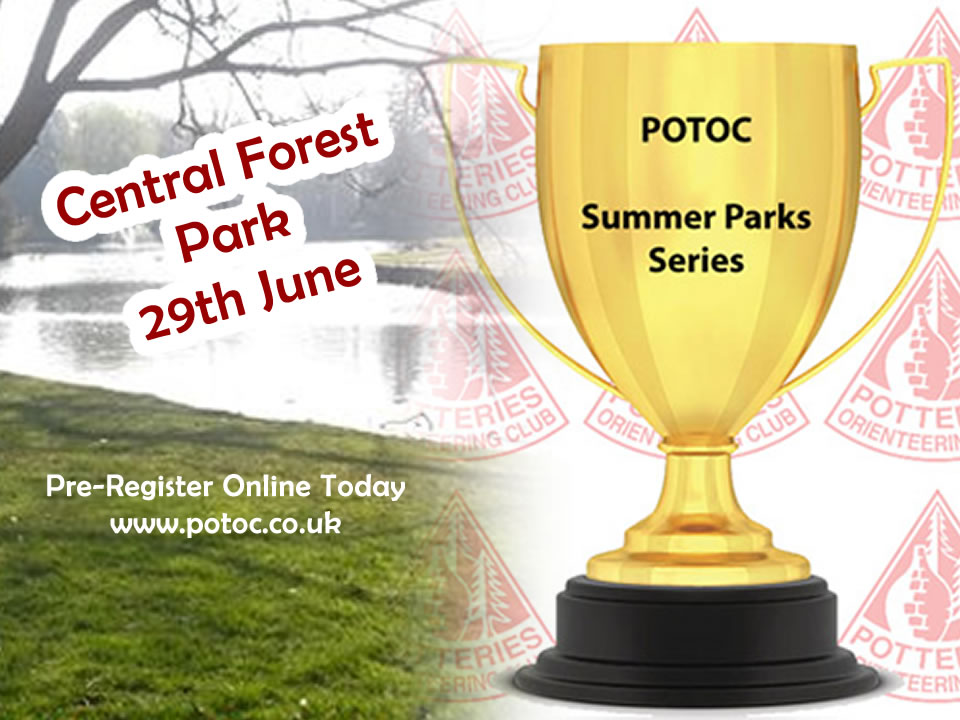Next Event: Central Forest Park - Summer Parks Series