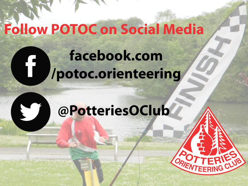 Follow POTOC on Social Media